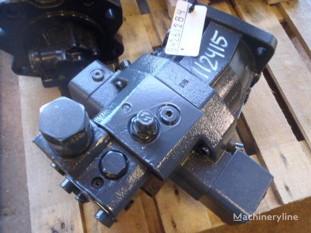 engrenagem rotativa CASE Rexroth A6VM107HA1TA/63W-VAB370A-SK para escavadora CASE WX serie