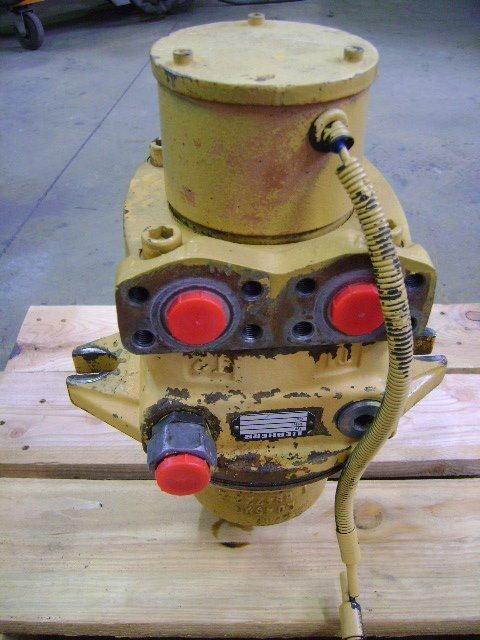 engrenagem rotativa LIEBHERR Motore di rotazione para outros equipamentos de construção LIEBHERR