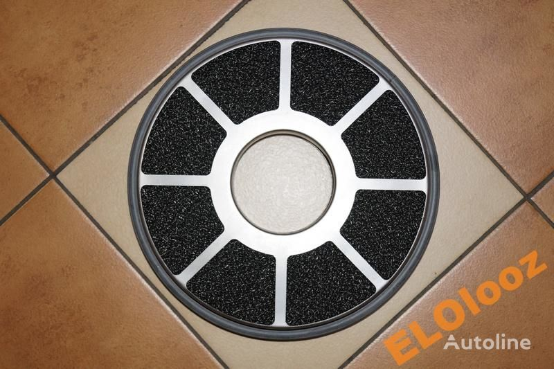 filtro de ar para OKRĄGŁY RVI 0003566041 camião
