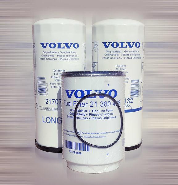 Volvo filtro de combustível para VOLVO FH,FM,FL,FE,FMX camião tractor novo