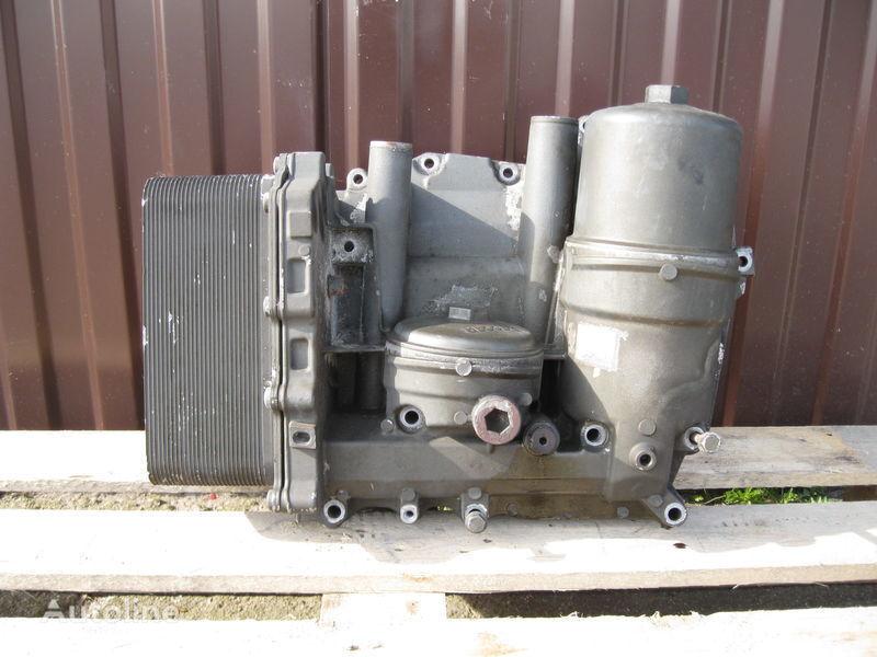 CHŁODNICZKA OLEJU Z PODSTAWĄ filtro de óleo para DAF XF 105 camião tractor