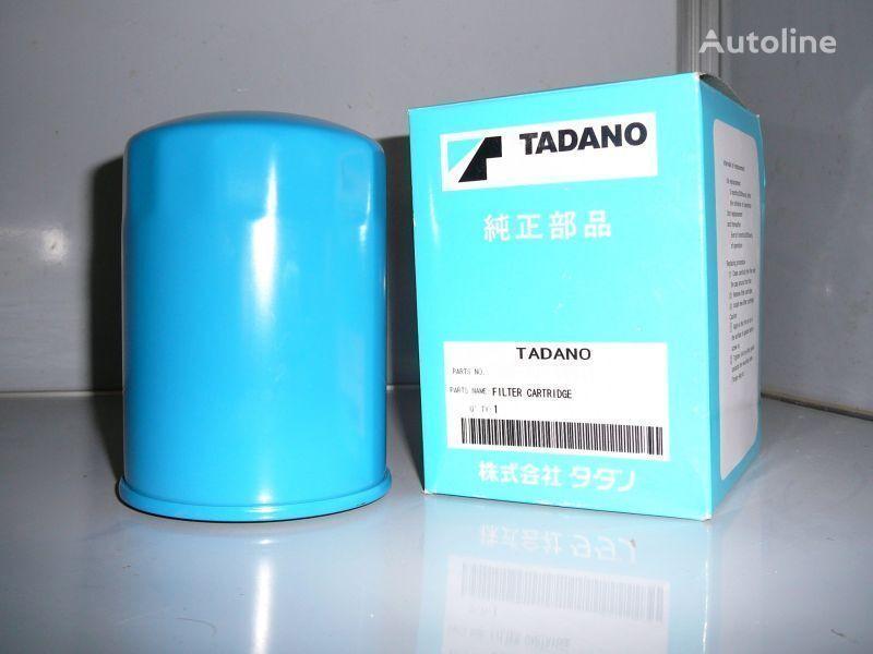 dlya manipulyatorov UNIC, Tadano, Maeda. (Yunik, Tadano, Maeda) Yapo filtro de óleo para empilhador novo