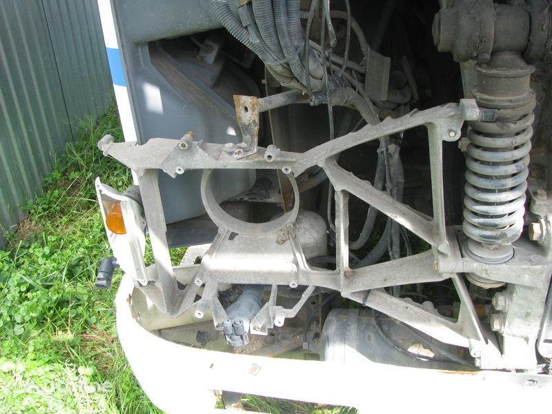 DAF Kronshteyn fary fixadores para DAF camião tractor