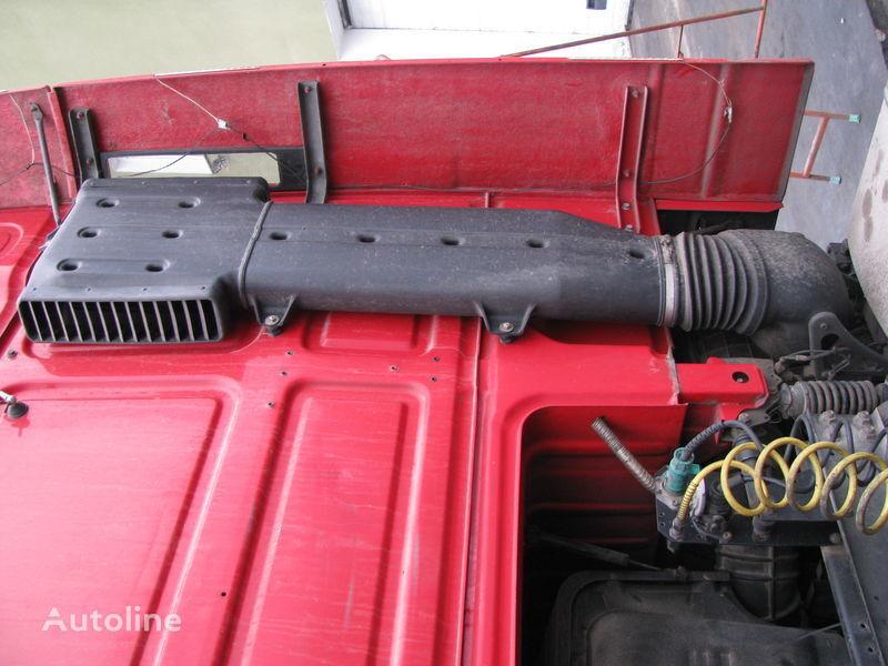 flexivel de escape para DAF XF,CF camião tractor