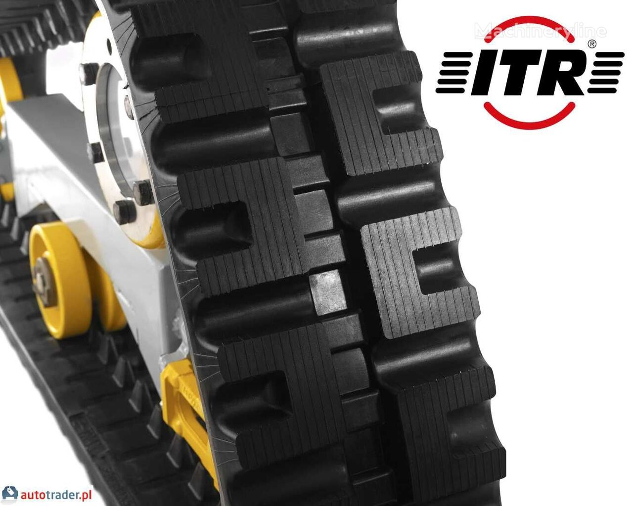 lagarta para ITR PEL JOB LS406 2016r ITR mini-escavadora