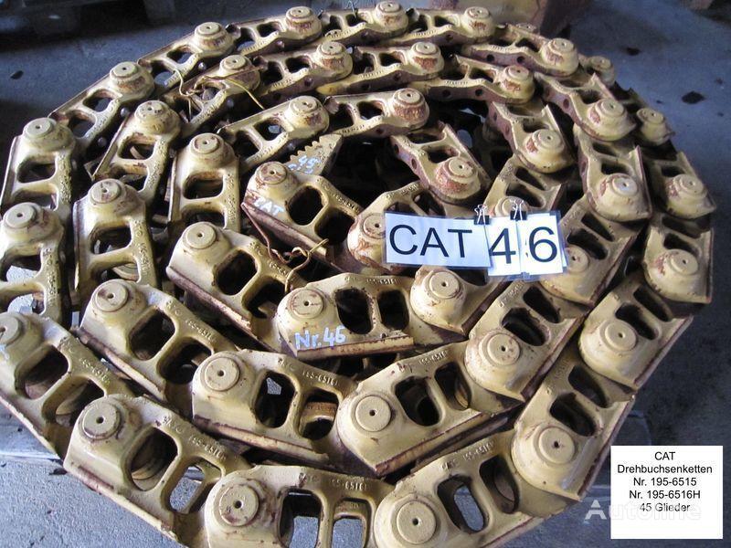 Kette /( Drehbuchsen) und Bodenplatten lagarta para CATERPILLAR D6 bulldozer