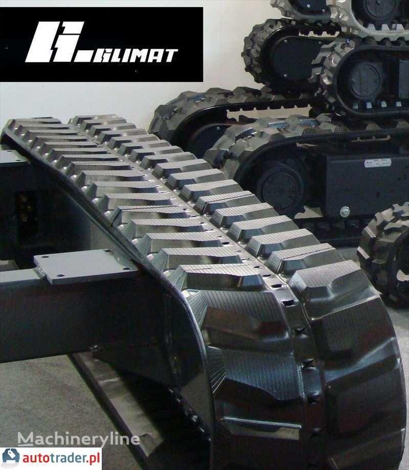 lagarta para ITR GĄSIENICA GUMOWA - 230x96x31 2016r ITR equipamento de construção novo