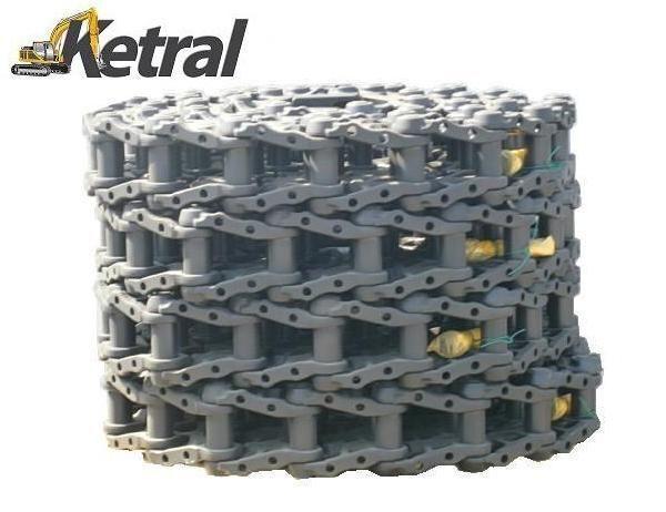 JCB track - ketten - łańcuch DCF lagarta para JCB 210 escavadora