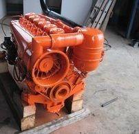Deutz BF6L912 motor para escavadora