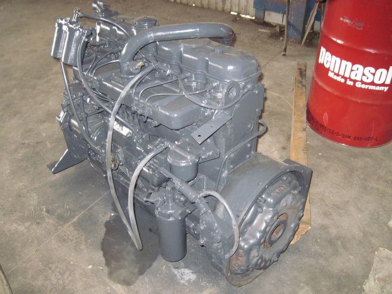 Andoria SW 400 motor para camião