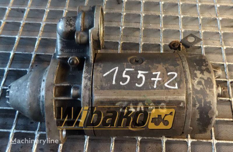 Starter Bosch 0001362078 motor de arranque para 0001362078 outros equipamentos de construção