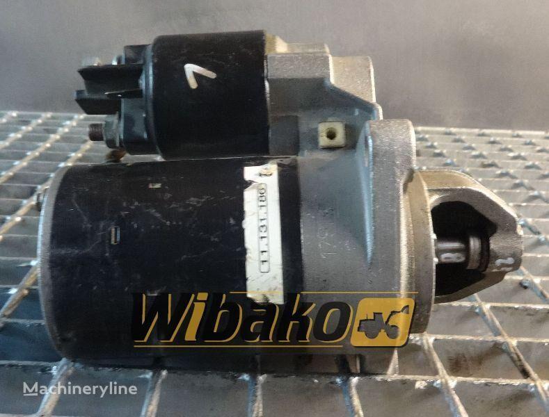 Starter Iskra 11131186 motor de arranque para 11131186 escavadora