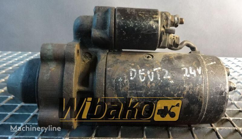 Starter Monark 31338024 motor de arranque para 31338024 outros equipamentos de construção
