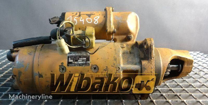 Starter Nikko 600-813-2610 motor de arranque para 600-813-2610 outros equipamentos de construção