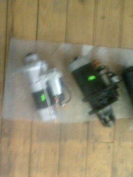 Monark Diesel 0001241021  0986022640 motor de arranque para MAN TGA TGX camião tractor novo