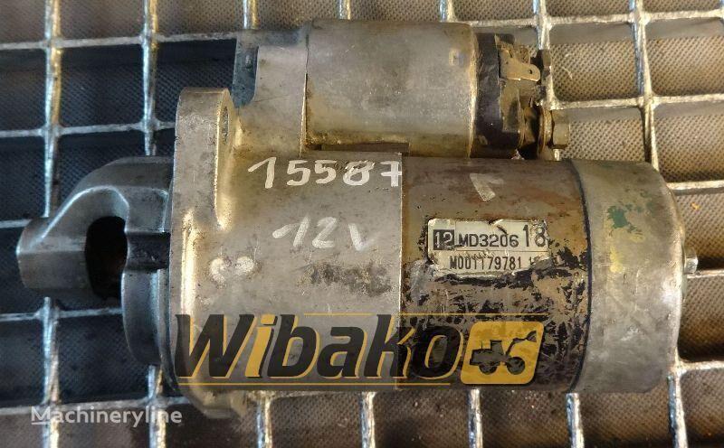 Starter Mitsubishi MD3206 motor de arranque para MD3206 escavadora