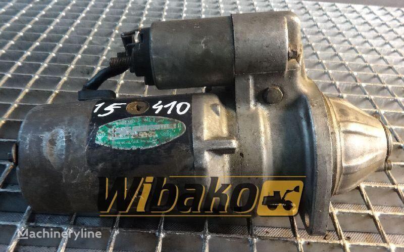 Starter Hitachi motor de arranque para escavadora