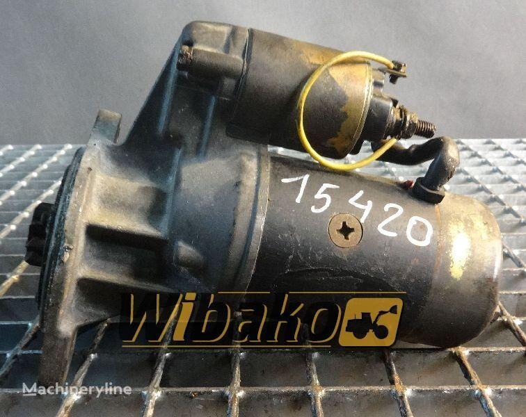 Starter Isuzu D209 motor de arranque para D209 outros equipamentos de construção
