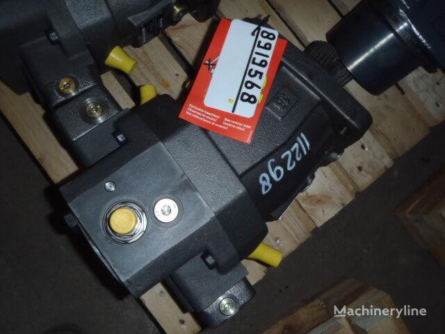 motor hidráulico CASE REXROTH A6VM107HA1T/63W-VAB380A para escavadora CASE WX145