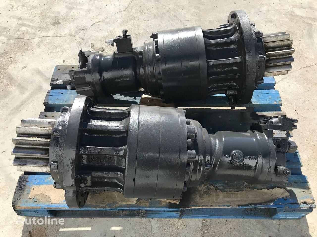 motor hidráulico Kawasaki para escavadora