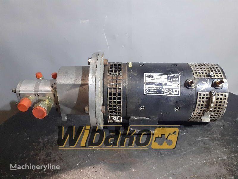 Elektropompa Leroy Somer T15 motor hidráulico para T15 (733952/03-01/99) outros equipamentos de construção