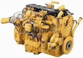 CATERPILLAR motor para CATERPILLAR bulldozer novo