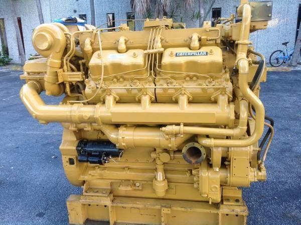 motor para CATERPILLAR D379 outros equipamentos de construção