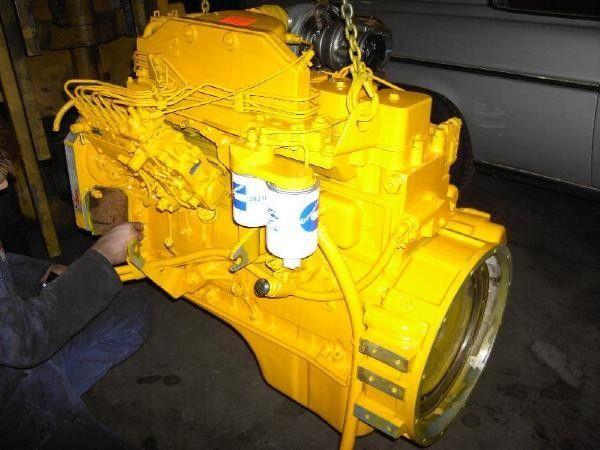 motor para CUMMINS 6 BT 5.9 outros equipamentos de construção