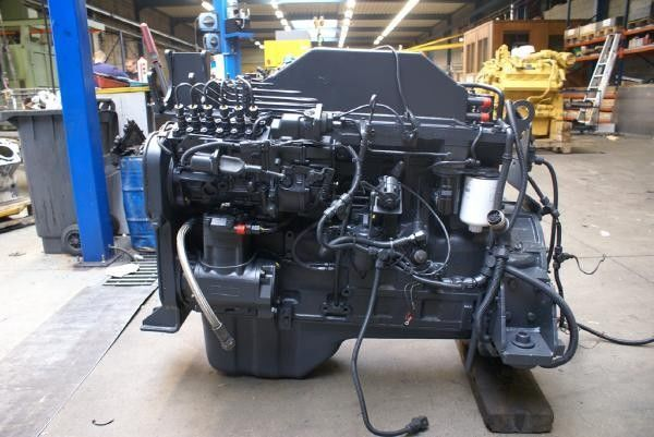 motor para CUMMINS 6 CTA outros equipamentos de construção