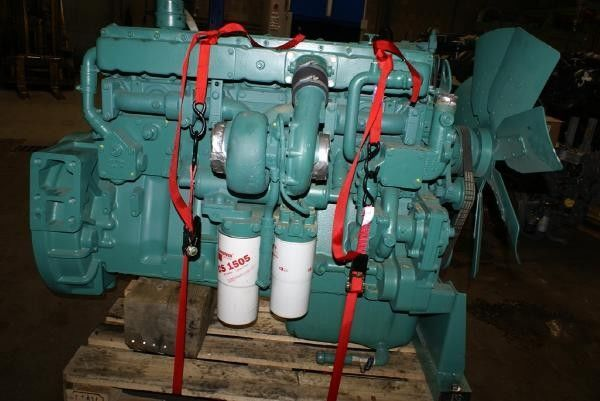 motor para CUMMINS LTA 10 escavadora