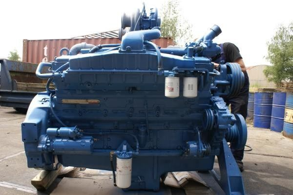 motor para CUMMINS VTA 28 outros equipamentos de construção