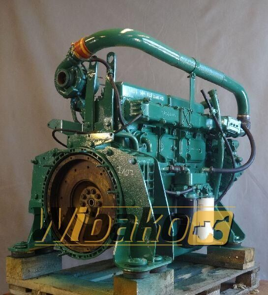 Engine Volvo D6A250 motor para D6A250 outros equipamentos de construção