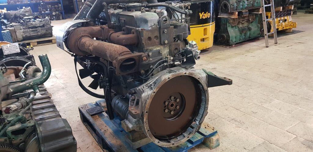 motor DAF Engine DHT825 - 2300 / 2500 /2700 para camião