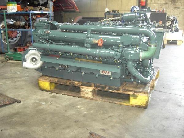 motor para DAF GS160 M outros equipamentos de construção