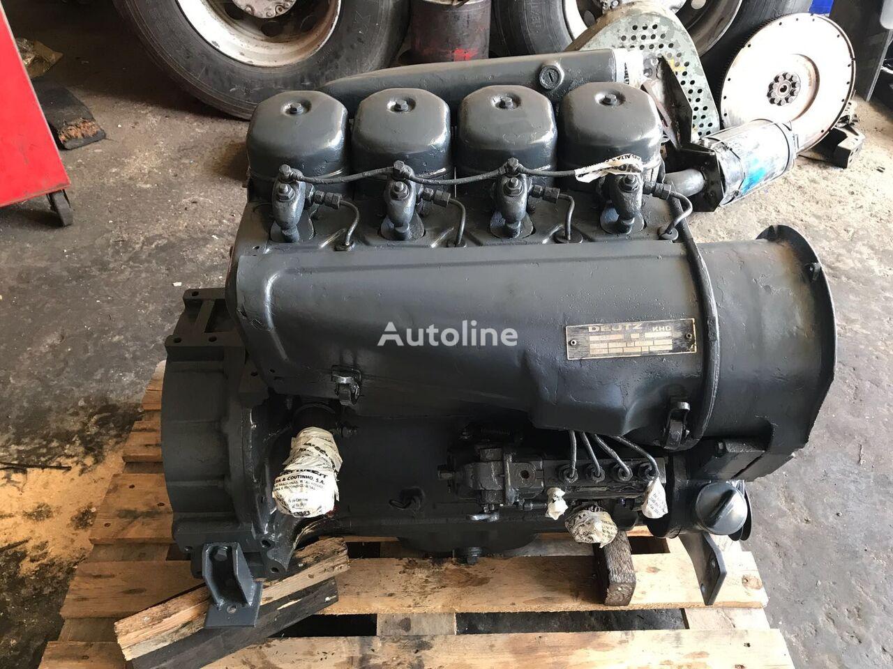 motor DEUTZ para camião