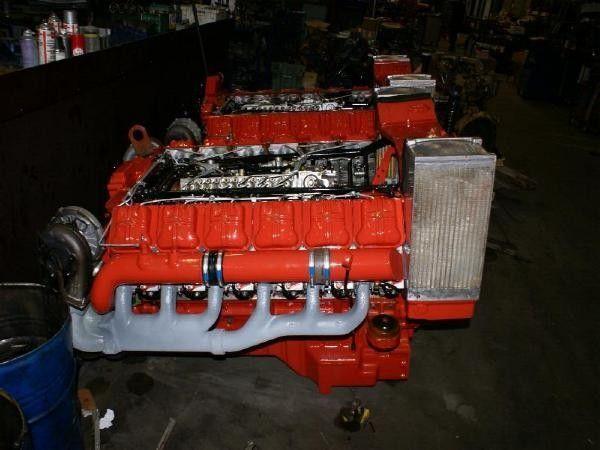 motor para DEUTZ BF12L513C outros equipamentos de construção