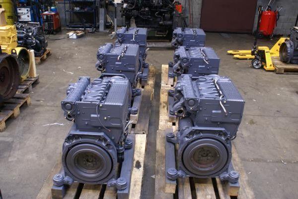 motor para DEUTZ BF4L1011FT outros equipamentos de construção