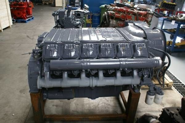 motor para DEUTZ F12L413F outro equipamento agrícola