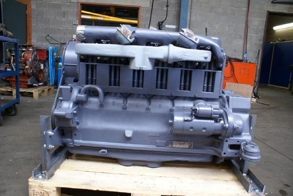 motor para DEUTZ F6L912W outros equipamentos de construção