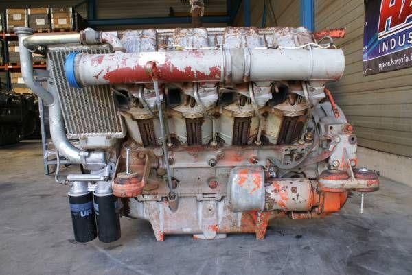 motor para DEUTZ F8L413F outros equipamentos de construção