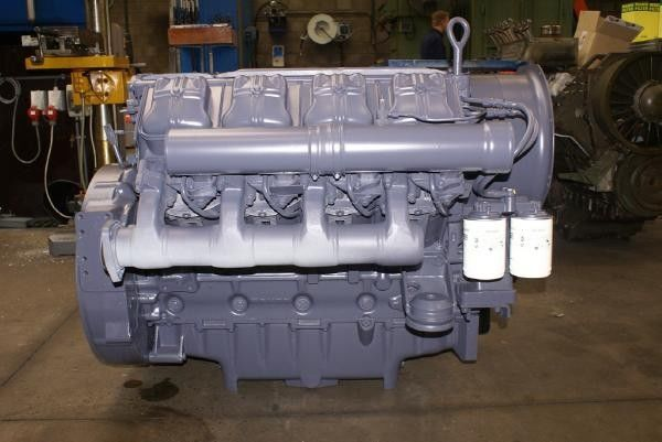 motor para DEUTZ F8L513 escavadora