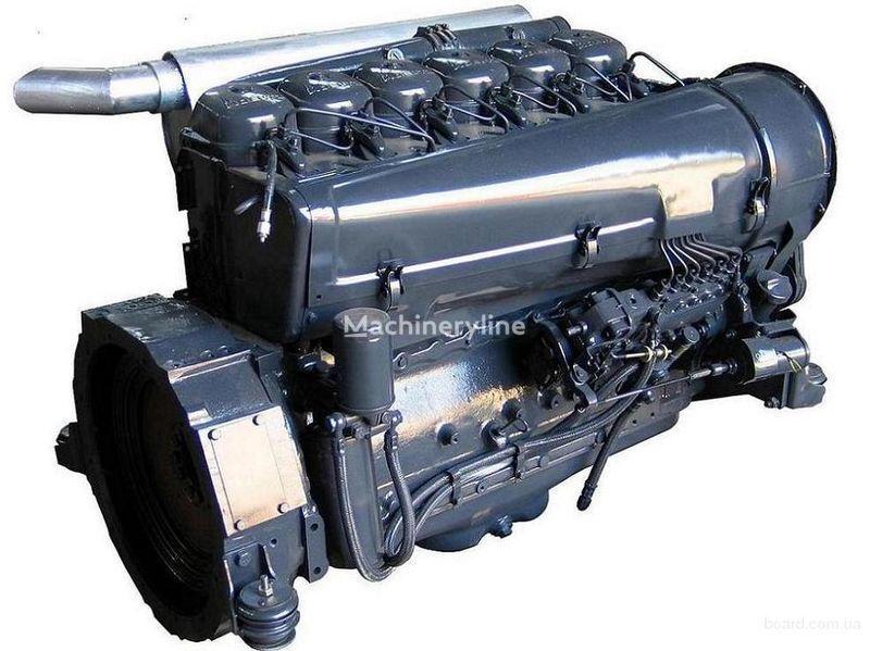 DEUTZ f4l912 motor para ATLAS escavadora