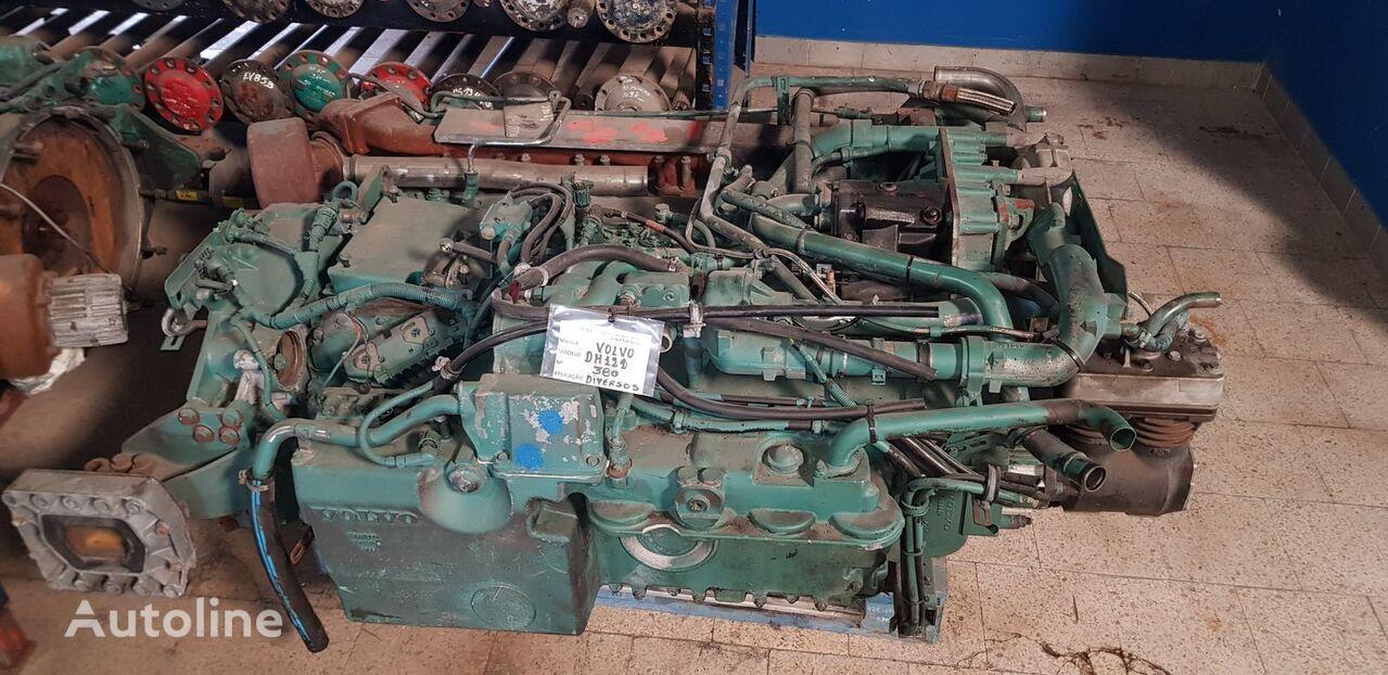 motor DH12 C - D para autocarro VOLVO B12 M