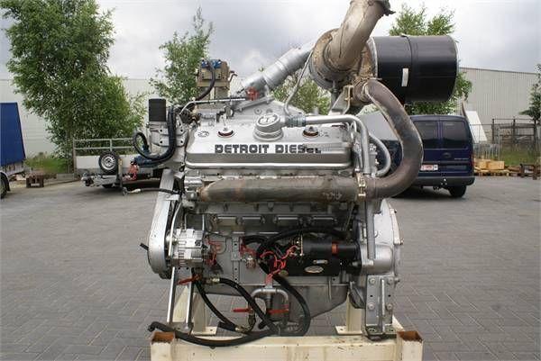 Detroit 8V92TA motor para Detroit 8V92TA outros equipamentos de construção