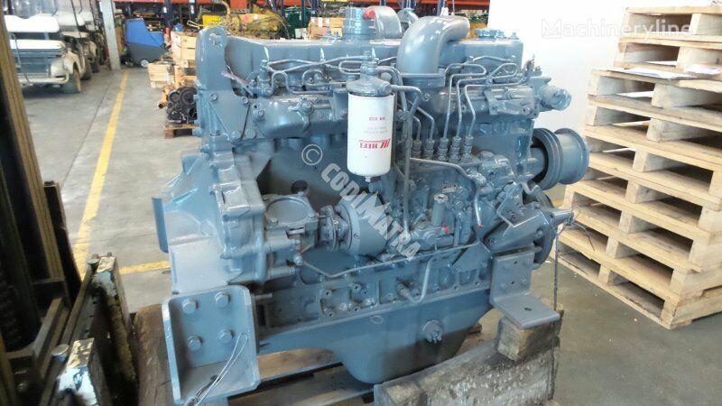 motor para FIAT-HITACHI FH330-3 escavadora