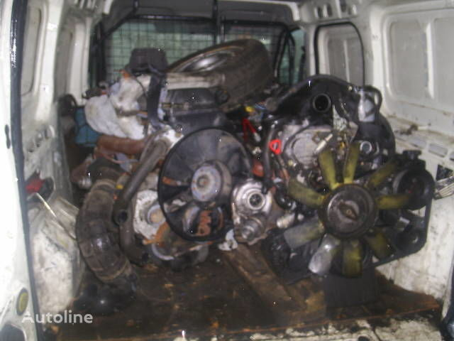 FORD TRANSIT 125PH motor para FORD TRANSIT camião