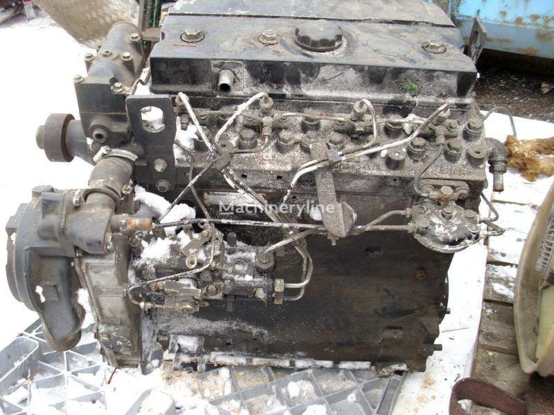 Perkins motor para FUCHS escavadora