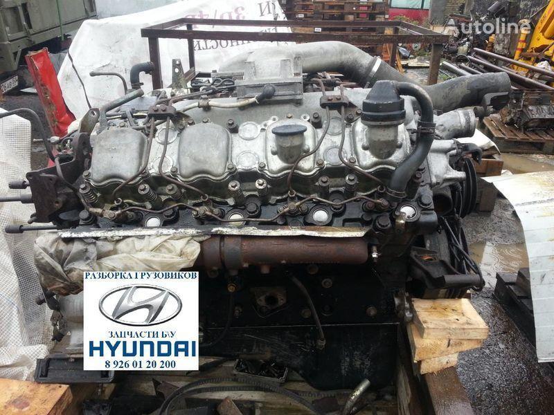 Mitsubishi D8AB D8AX D8AY motor para HYUNDAI HD Gold AERO camião