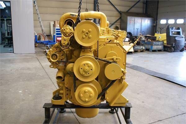 motor para KOMATSU S6D102E outros equipamentos de construção