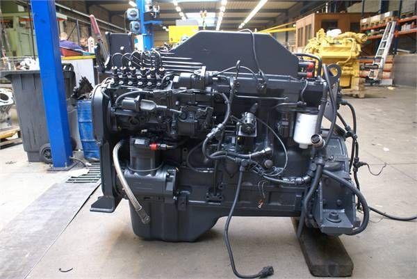motor para KOMATSU S6D114 E1 carregadeira de rodas
